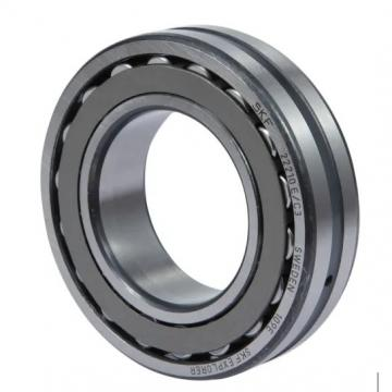 160 mm x 220 mm x 38 mm  NSK HR32932J tapered roller bearings