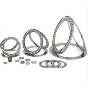 105 mm x 190 mm x 36 mm  NSK QJ 221 angular contact ball bearings
