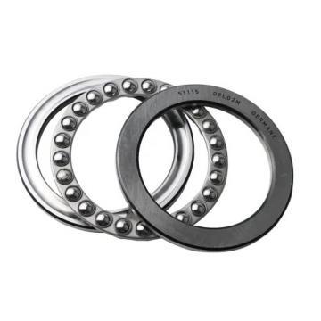 80 mm x 125 mm x 22 mm  NSK 7016 C angular contact ball bearings